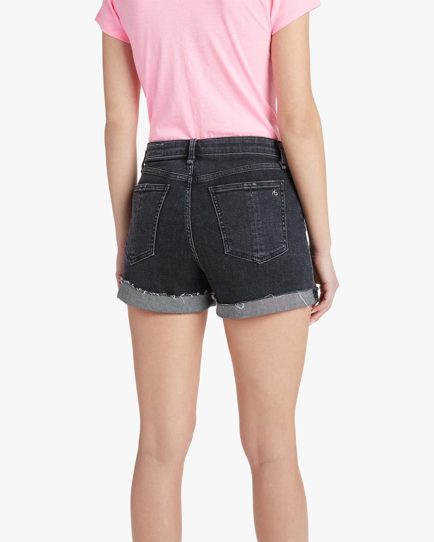 rag & bone Nina High-Rise Shorts 3