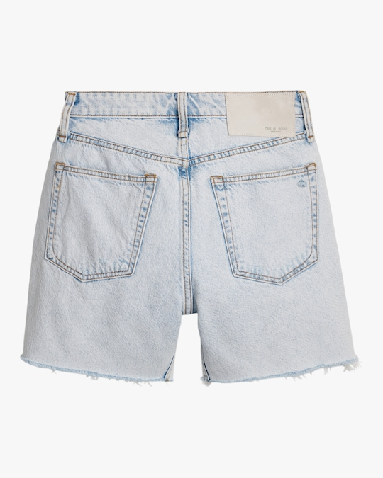 rag & bone Maya High-Rise Shorts 1