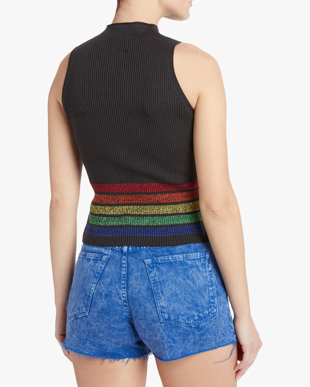 rag & bone Maya High-Rise Shorts 3