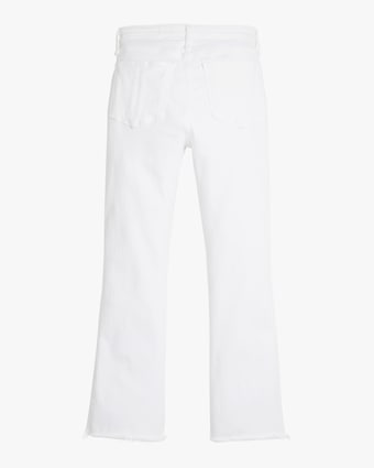 Nina High-Rise Ankle Flare Jeans