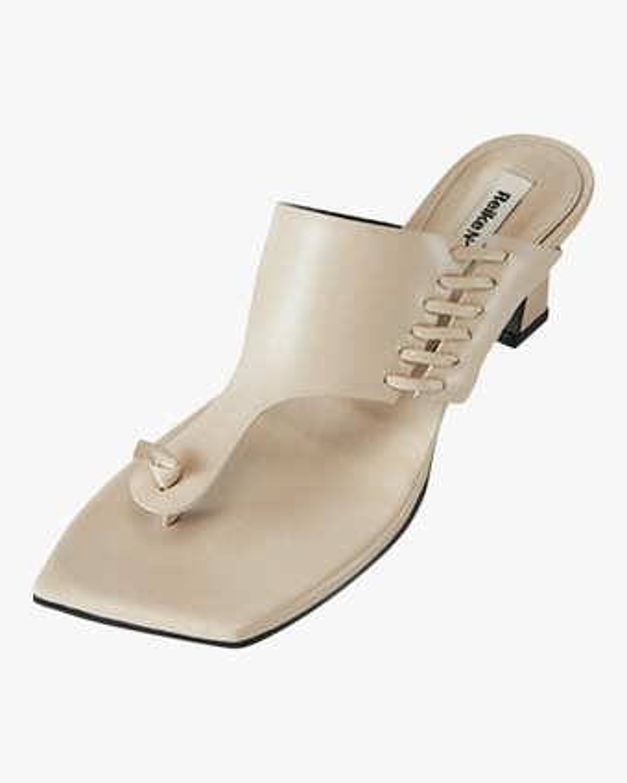 Stitch Flip-Flop Heel