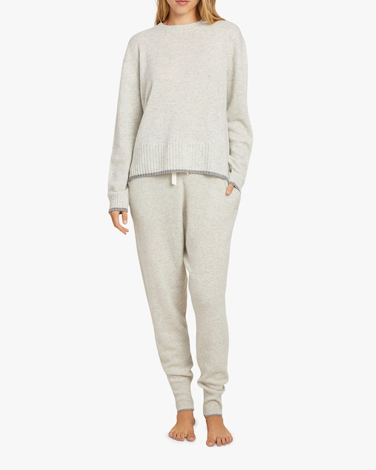 Morgan Lane Hailey Cashmere Pants 1