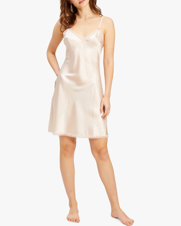 Morgan Lane Sienna Slip Dress 0
