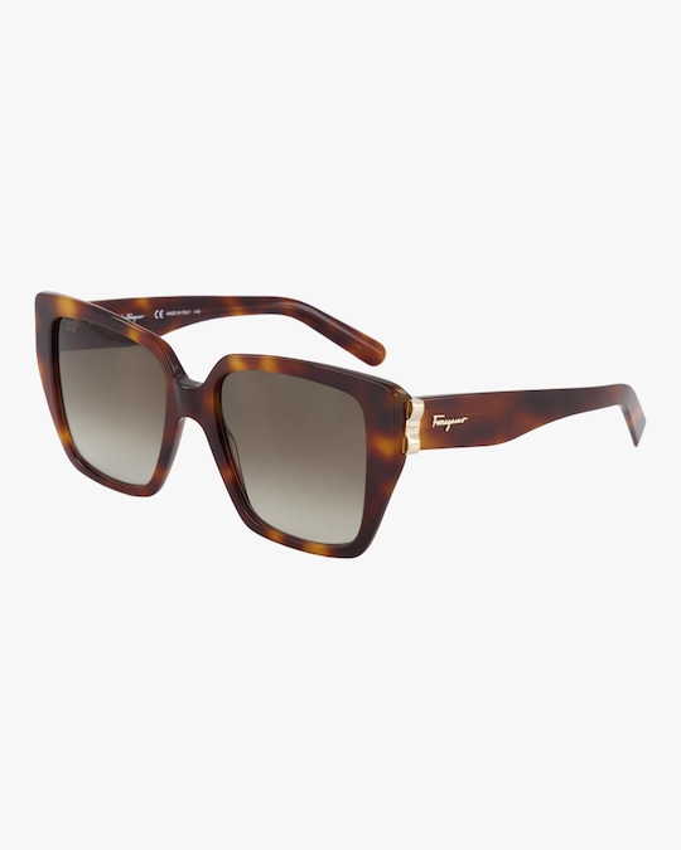 Salvatore Ferragamo Vara Oversized Sunglasses 1