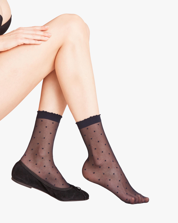 Falke Dot Socks 1