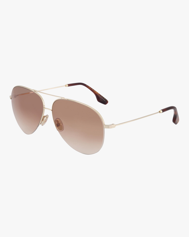 Victoria Beckham Monogram Classic Victoria Sunglasses 1