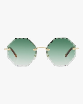 Rosie Octagon Sunglasses