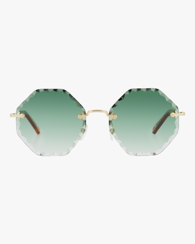 Rosie Octagon Sunglasses