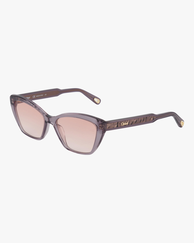 Chloe Willow Square Sunglasses 2