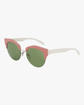 Marni ME635S Browline Sunglasses 2