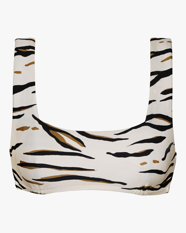 Sidway Swim Susan Square-Neck Bikini Top 0