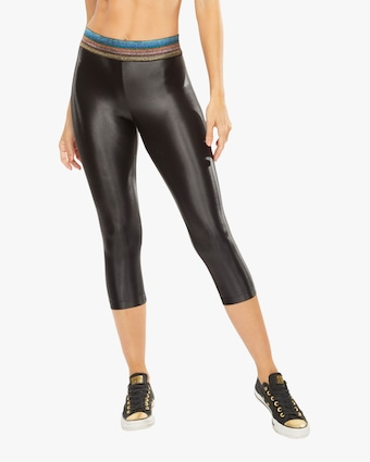 Koral Tara High-Rise Infinity Capri Leggings 2
