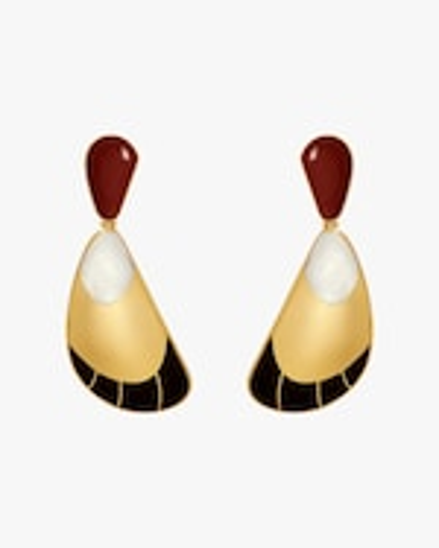 Monica Sordo Garzon Drop Earrings 0