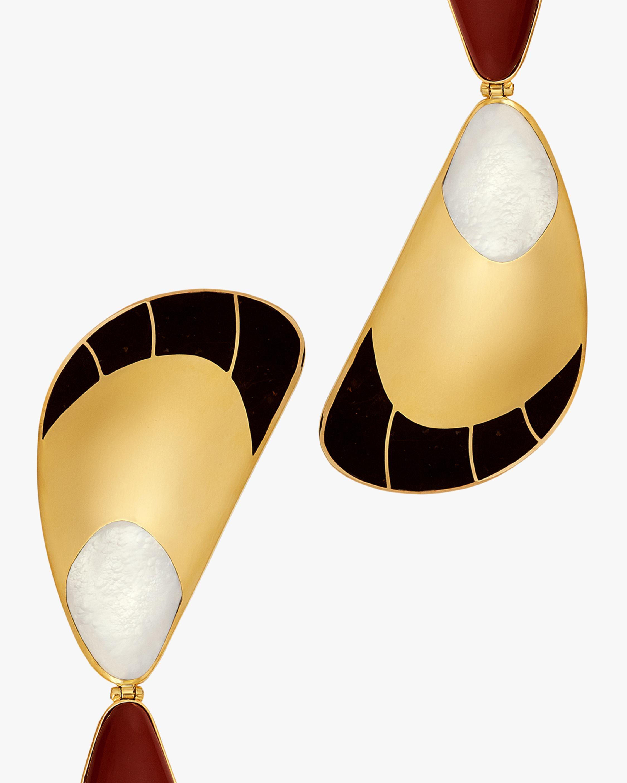 Monica Sordo Garzon Drop Earrings 1