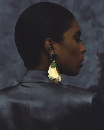 Monica Sordo Garzon Drop Earrings 2