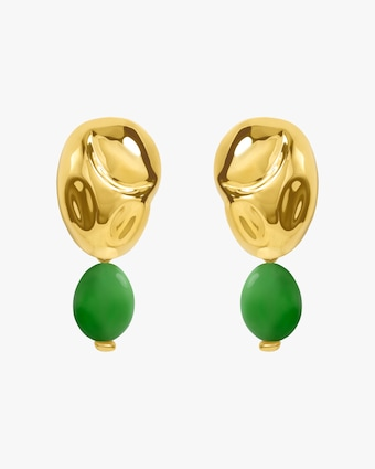 Oriente Lechuguita Drop Earrings