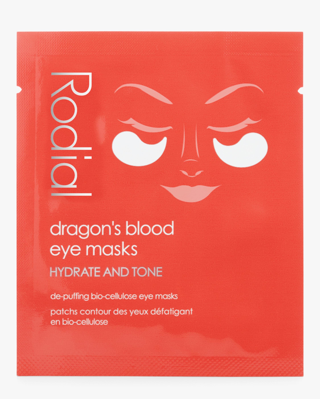 Rodial Dragons Blood Eye Masks Single Sachets 0
