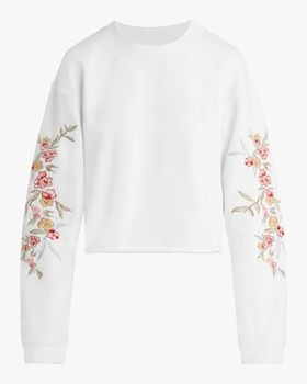 The Daisy Embroidered Sweatshirt
