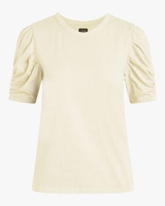 Twisted-Sleeve Tee