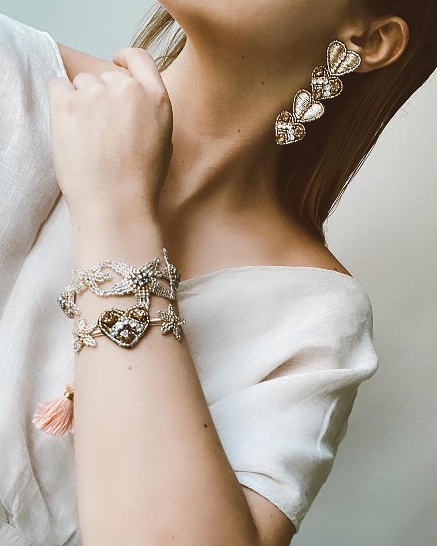 MÄHA & MORENA Cayetana Earrings 1