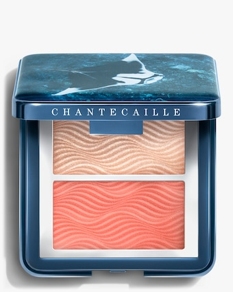 Chantecaille Radiance Chic Cheek and Highlighter Duo 1