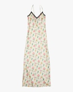 Morgan Lane Lexi Slip Dress 0