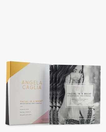 Angela Caglia Skincare Facial in a Mask 1