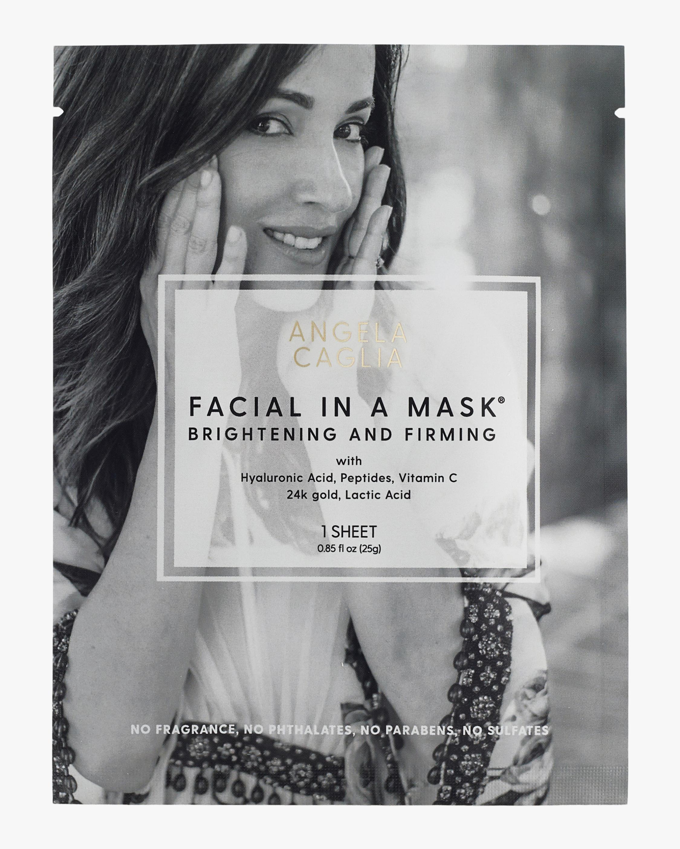 Angela Caglia Skincare Facial in a Mask 1