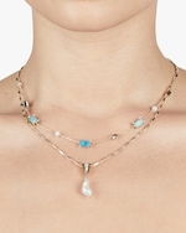 Carolee Eden Layered Necklace 1