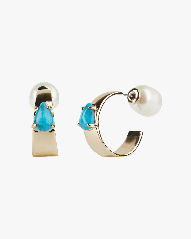 Carolee Eden Hoop Earrings 1