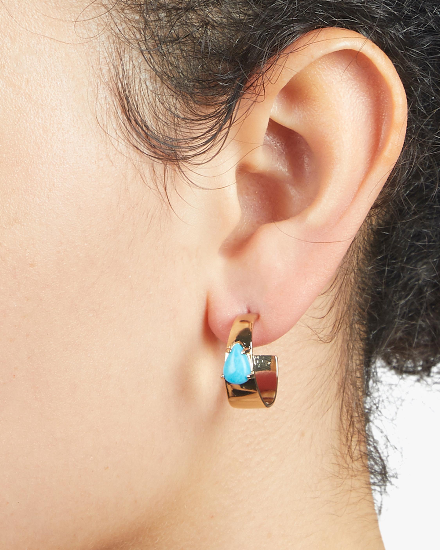 Carolee Eden Hoop Earrings 2