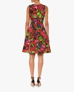 Carolina Herrera Sleeveless A Line Dress 2