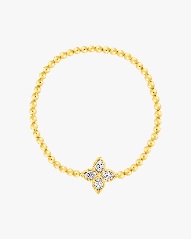 Roberto Coin Princess Flower Bracelet 1