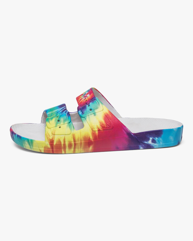Freedom Moses Hendrix Tie-Dye Slide 1