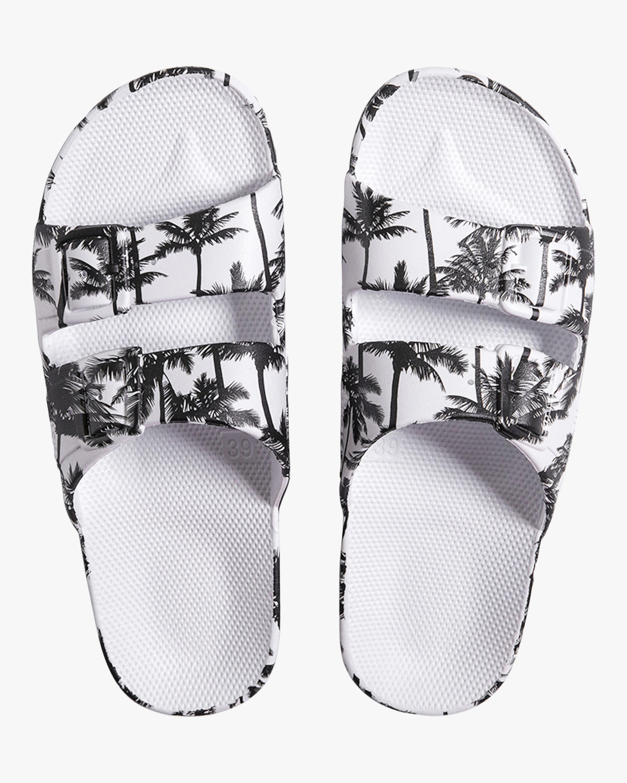 Freedom Moses Paradiso Palm Print Slide 1