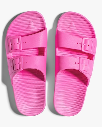 Bubble Gum Pink Slide