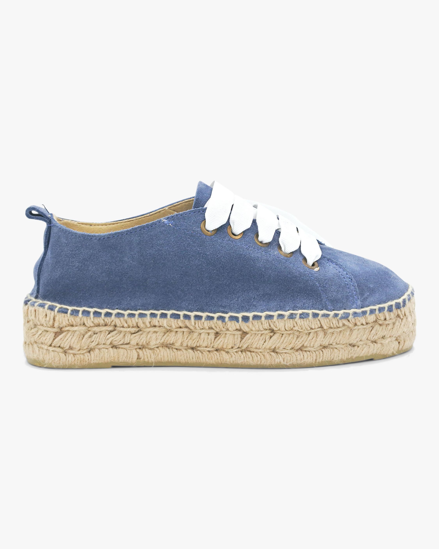 Manebi Blue Jeans Sneaker Espadrille 0