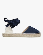 Manebi Hamptons Lace-Up Espadrille 0
