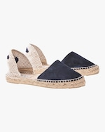 Manebi Hamptons Lace-Up Espadrille 2