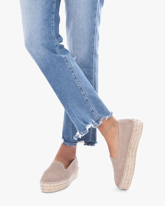 Hamptons Slip-On Espadrille