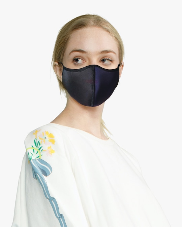 Cynthia Rowley Color Block Mask 1