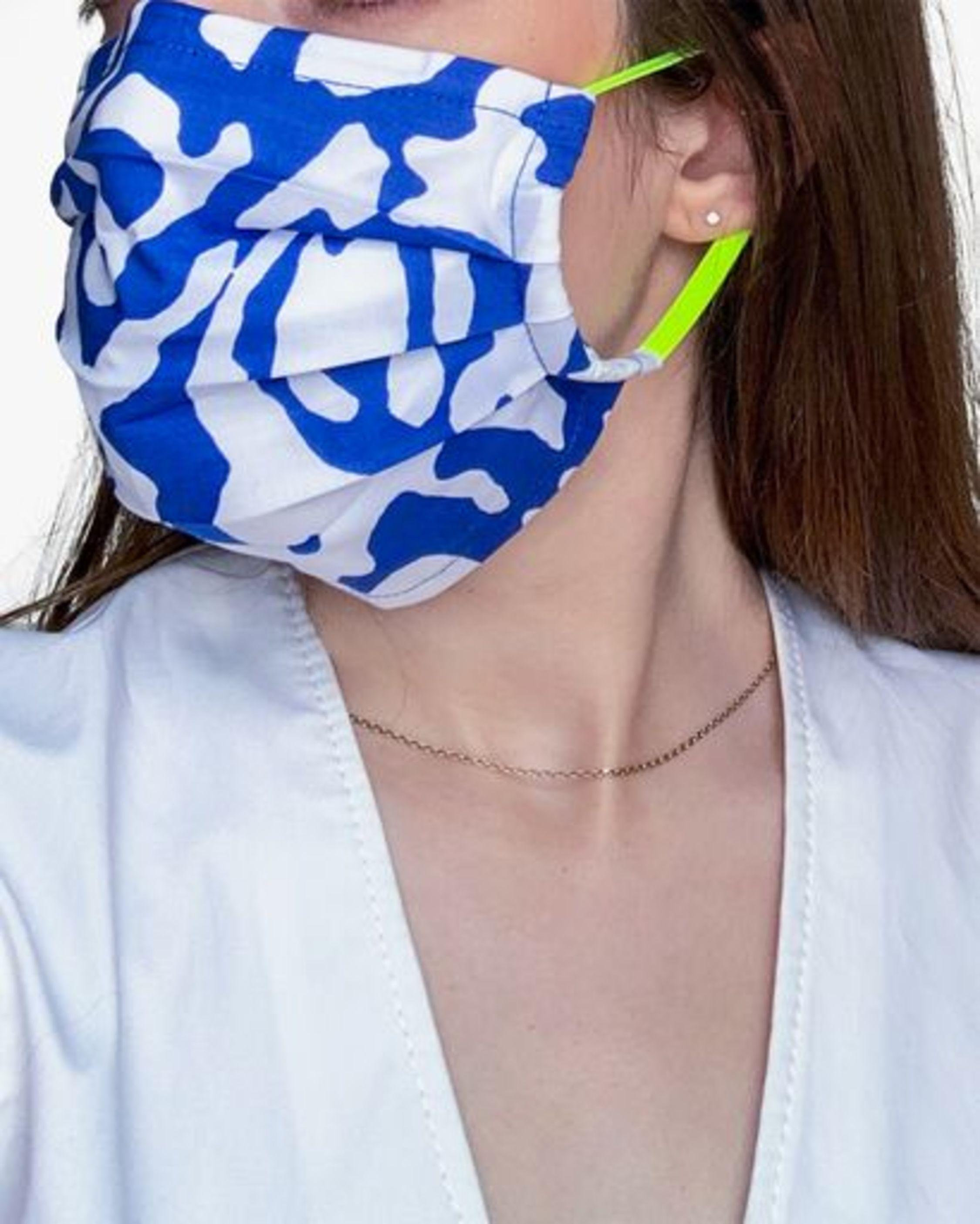Tanya Taylor Protective Mask Set 1