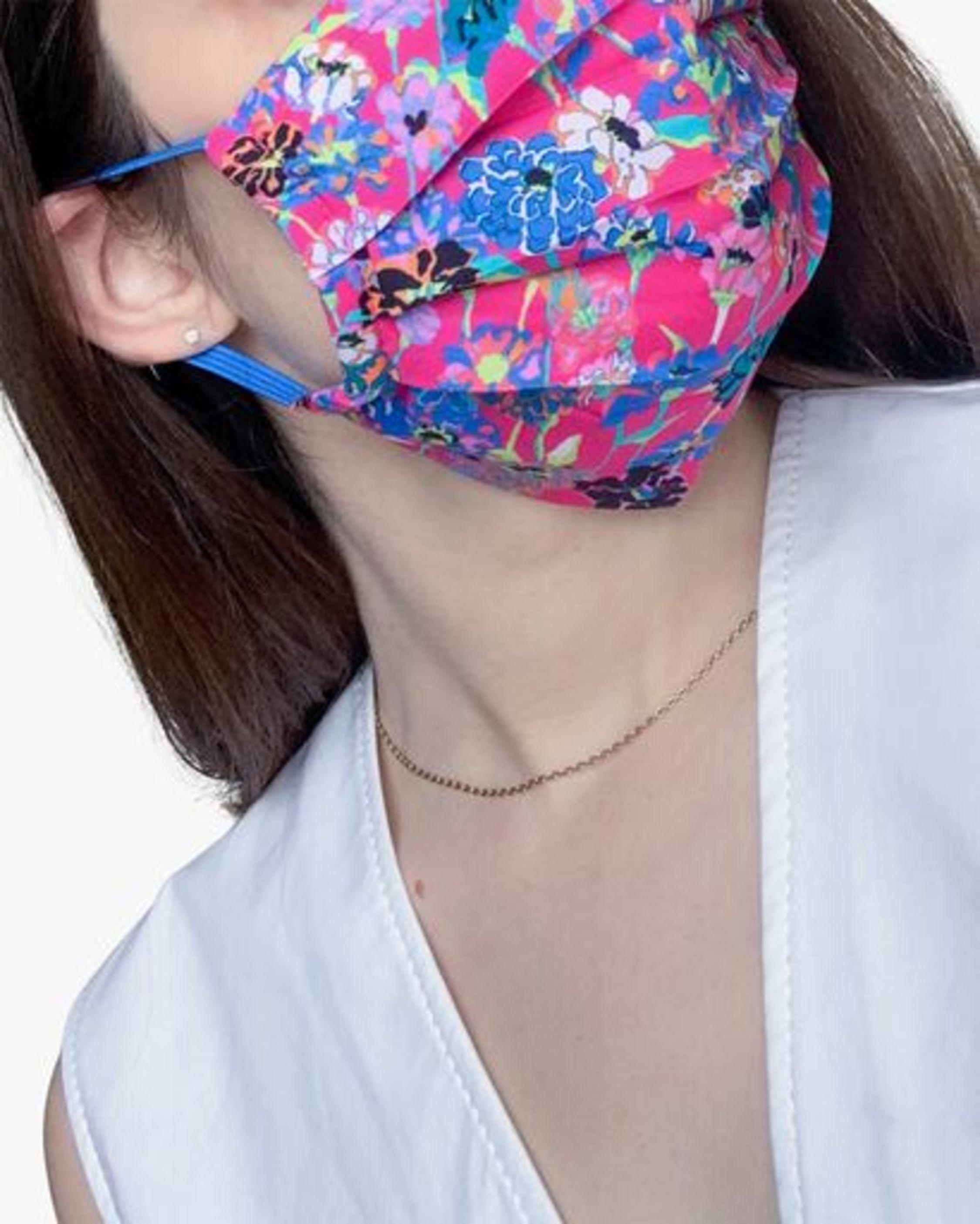 Tanya Taylor Protective Mask Set 3