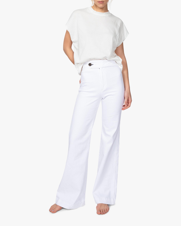 ASKK 70s Wide-Leg Jeans 1