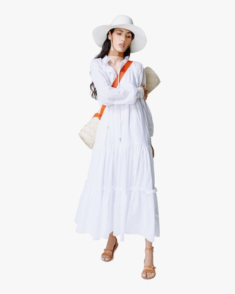 Sensi Studio Long-Sleeve Maxi Dress 2