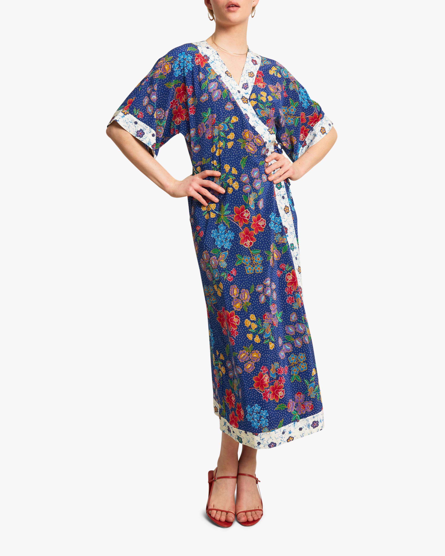 Warm Kimono Dress 0