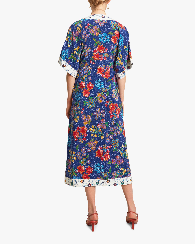 Warm Kimono Dress 2