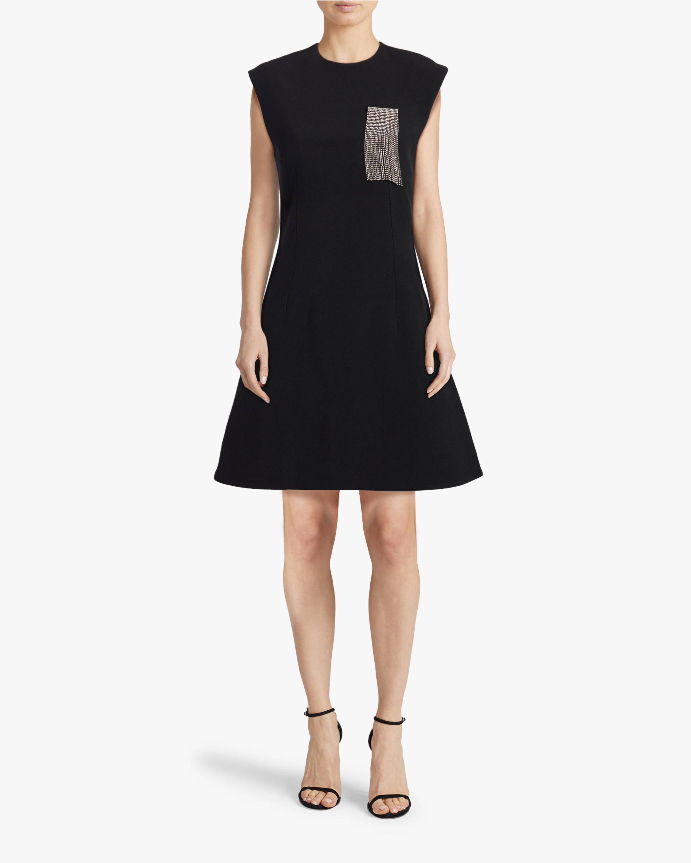 Christopher Kane Crystal Fringe Mini Dress 1