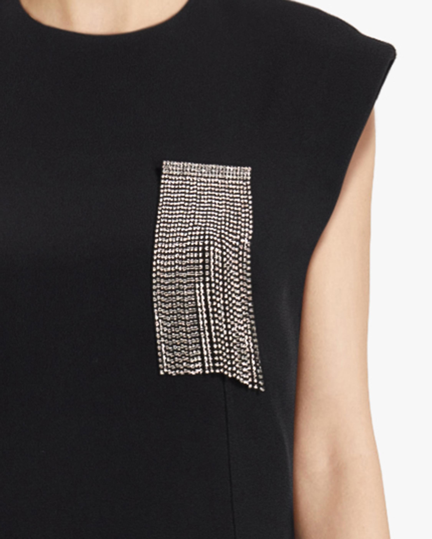 Christopher Kane Crystal Fringe Mini Dress 3