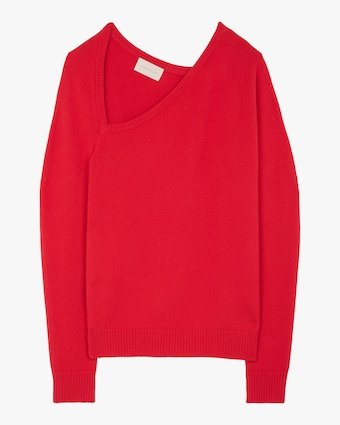 Christopher Kane Open Neck Sweater 1